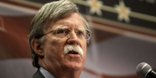 John Bolton Reportedly In Line For Number Two Spot At State Department