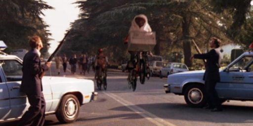 Steven Spielberg Pulls A Reverse Lucas