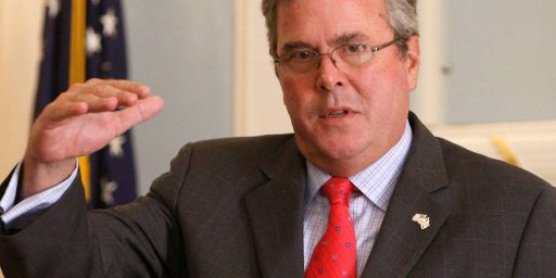Top Republicans Looking To Jeb Bush In 2016