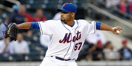 Johan Santana Pitches First No Hitter In New York Mets History