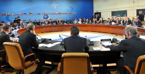 NATO Condemns Syria; It'll End There