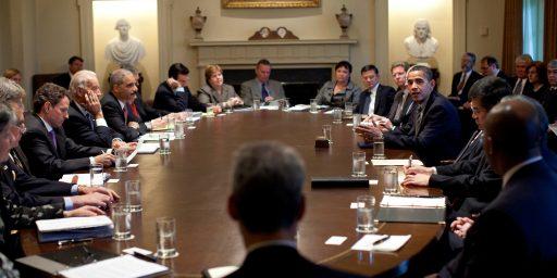 Cabinet Tenure In Perspective