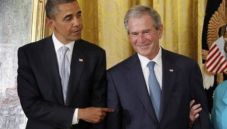 Americans Still Blame Bush More Than Obama For State Of The Economy