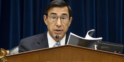 Darrell Issa: No Evidence White House Covering Up Anything In Fast & Furious