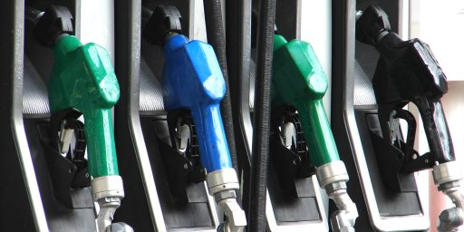 Gas Prices Set To Fall Below $3.00/Gallon, GOP Not So Suprisingly Silent