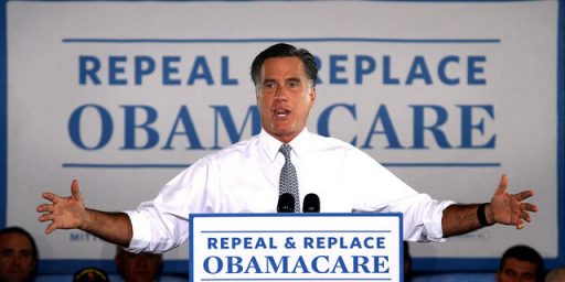 Romney Reacts To SCOTUS Ruling: I'll Do What The Justices Didn't