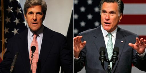 Stiff, Awkward, Rich Guy From Massachusetts To Stand In For Stiff, Awkward, Rich Guy From Massachusetts In Debate Prep