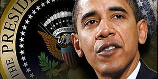 Obama's Assertion Of Executive Privilege And The Law