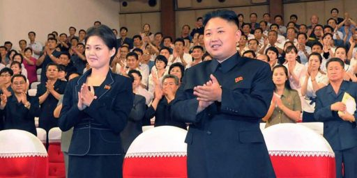 Kim Jong Un Marries