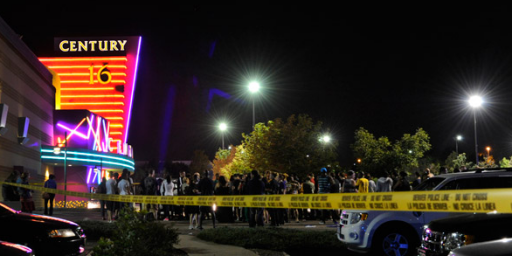 12 Dead, At Least 50 Wounded In Mass Shooting At Colorado Movie Theater
