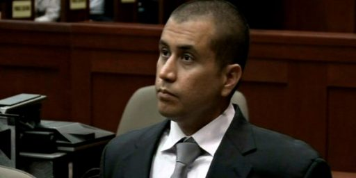 George Zimmerman Rescues Family in Overturned Truck
