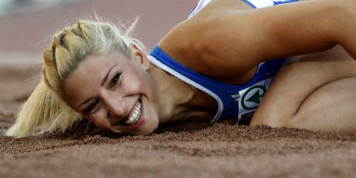 Voula Papachristou Thrown Off Greek Olympic Team After Bad Joke