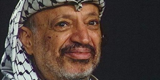 Arafat Poisoning Theory Called Into Question