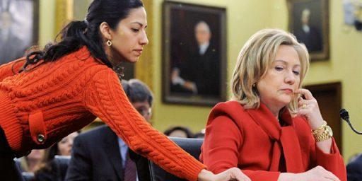 Did Michele Bachmann's McCarthyism Inspire Death Threats Against Huma Abedin?