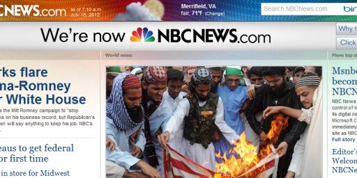 Microsoft Divorces MSNBC