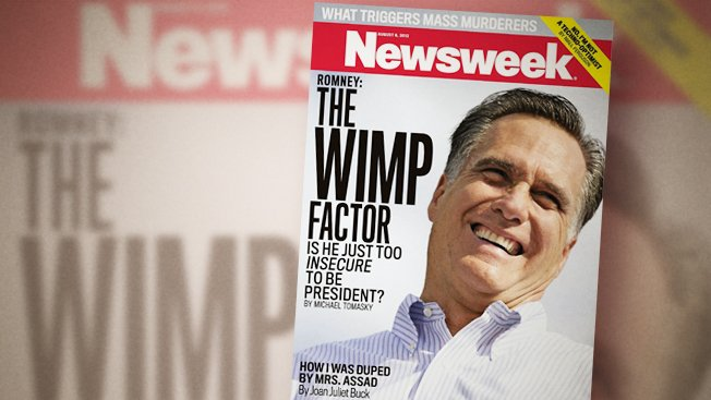 newsweek-wimp-romney