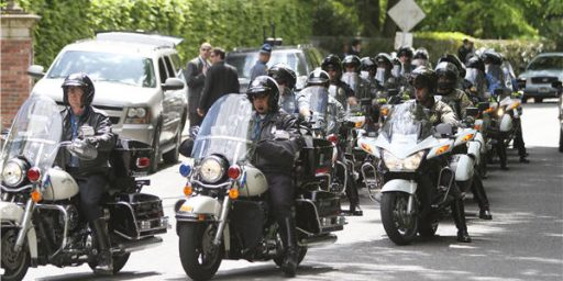 Newport Beach Bills Obama and Romney for Fundraiser Security