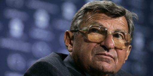 Freeh Report Slams Joe Paterno, Other Penn State Officials, On Sandusky Scandal