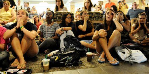 Penn State Plea Bargained to Avoid Death Penalty