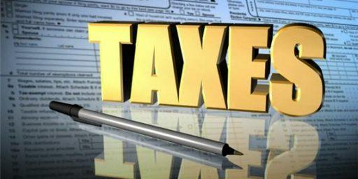 House And Senate Republicans Pass Tax Cut Bill
