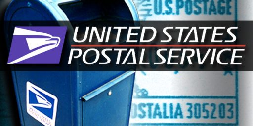 Peter Orszag: The Only Way To Save The Postal Service Is To Privatize it