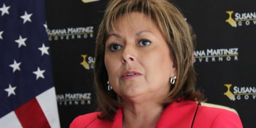 Susana Martinez Says No To A White House Run