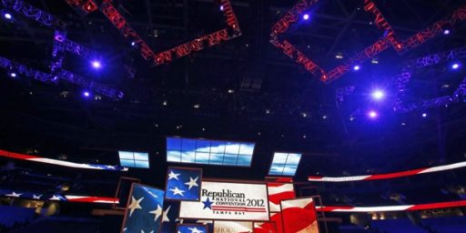 Day One Of Republican Convention Canceled Due To Isaac