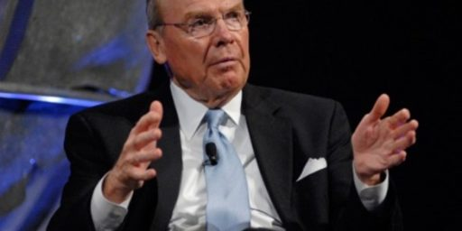 Jon Huntsman, Sr.: I'm Not Reid's Source, But Romney Really Needs To Release His Tax Returns