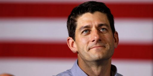 Paul Ryan: Rape Just Another Method Of Conception