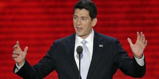 Paul Ryan Not Running For President