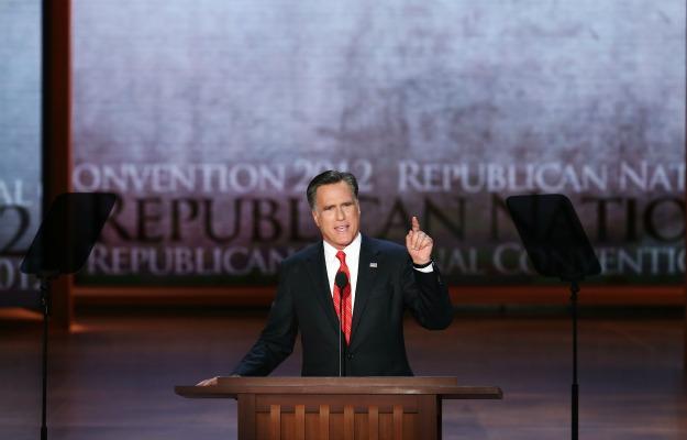 Romney Convention Speech 2