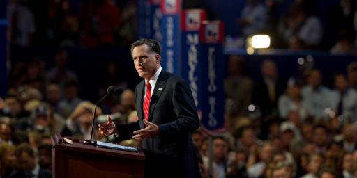 Romney's Closing Speech Was Good, But Was It Good Enough?