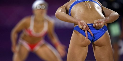 Olympic Sexism