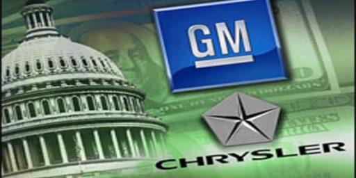 General Motors Headed For Disaster Again?