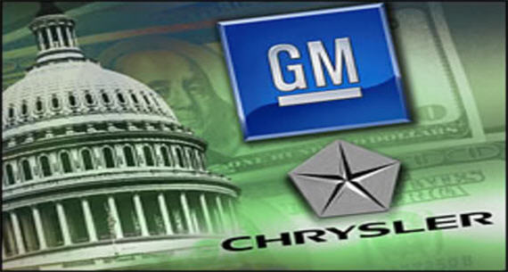 How much money did General Motors receive in bailout money?