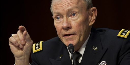 Dempsey: Military Must Remain Apolitical