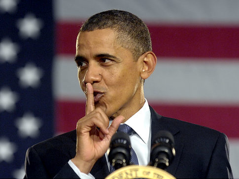 Obama Has a Secret