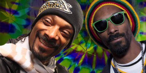 Snoop Dog Reincarnated as Snoop Lion