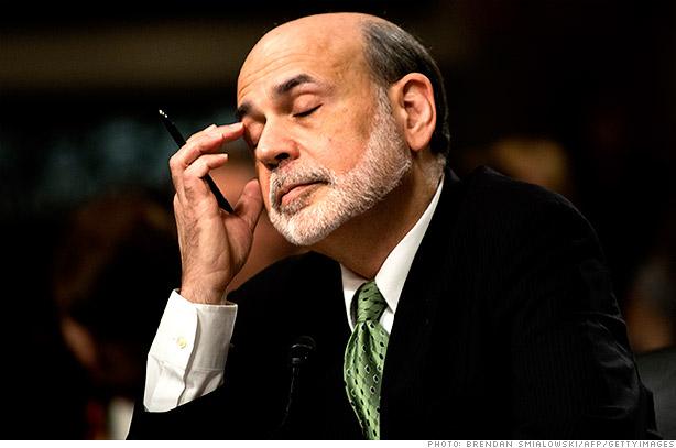 Ben Bernanke Thinking