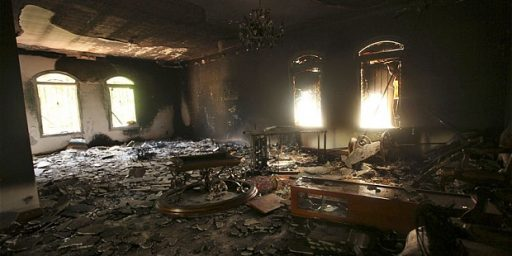 Reports On The Ground Contradict White House Narrative On Benghazi Attack