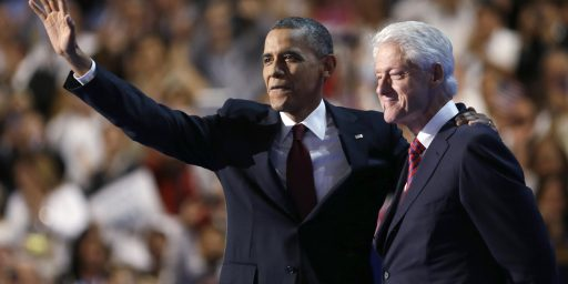 Bill Clinton Makes The Case For Barack Obama