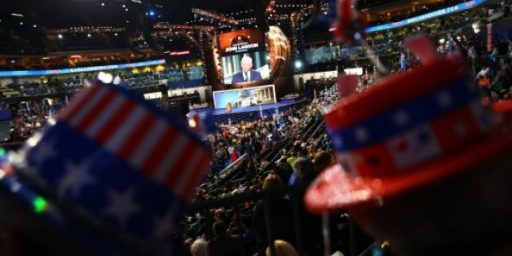 Democrats Narrow List Of Convention Finalists To Three Cities