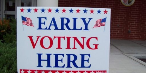 35% Of Voters Expected To Vote Early This Year