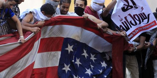 The U.S. And Egypt. Allies? Enemies? Frenemies? Well, It's Complicated