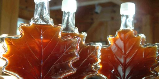 Canadian Thieves Steal 10 Million Pounds Of Maple Syrup