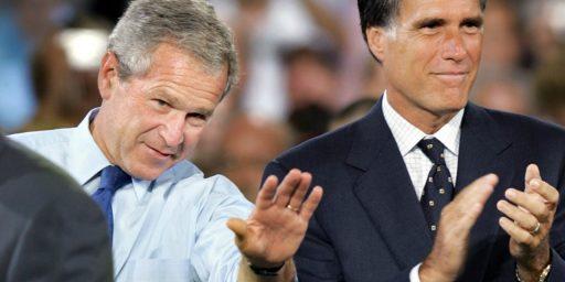The Bush Question