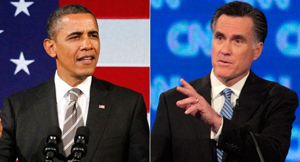 Obama Romney 4