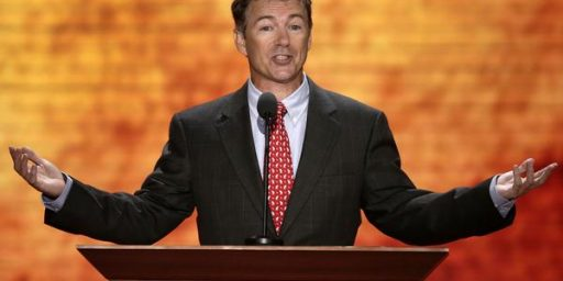 Rand Paul Offers An Alternate Path On Foreign Policy For The GOP