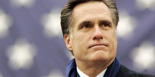 Ann Romney Wants Her Husband's Republican Critics To Shut Up