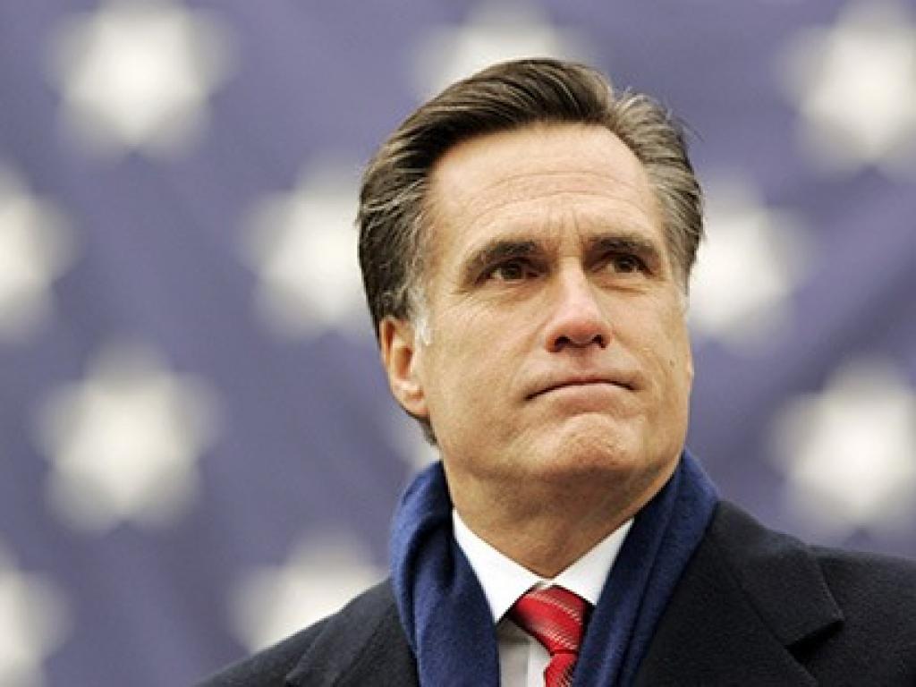 Romney Flag